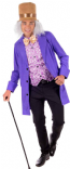 Victorian Factory Owner XL Costume (Willy Wonka 2770)